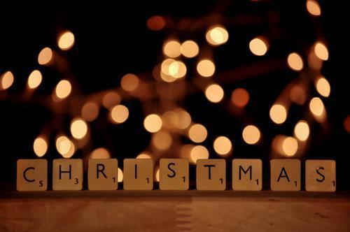 What I looooove about christmas
