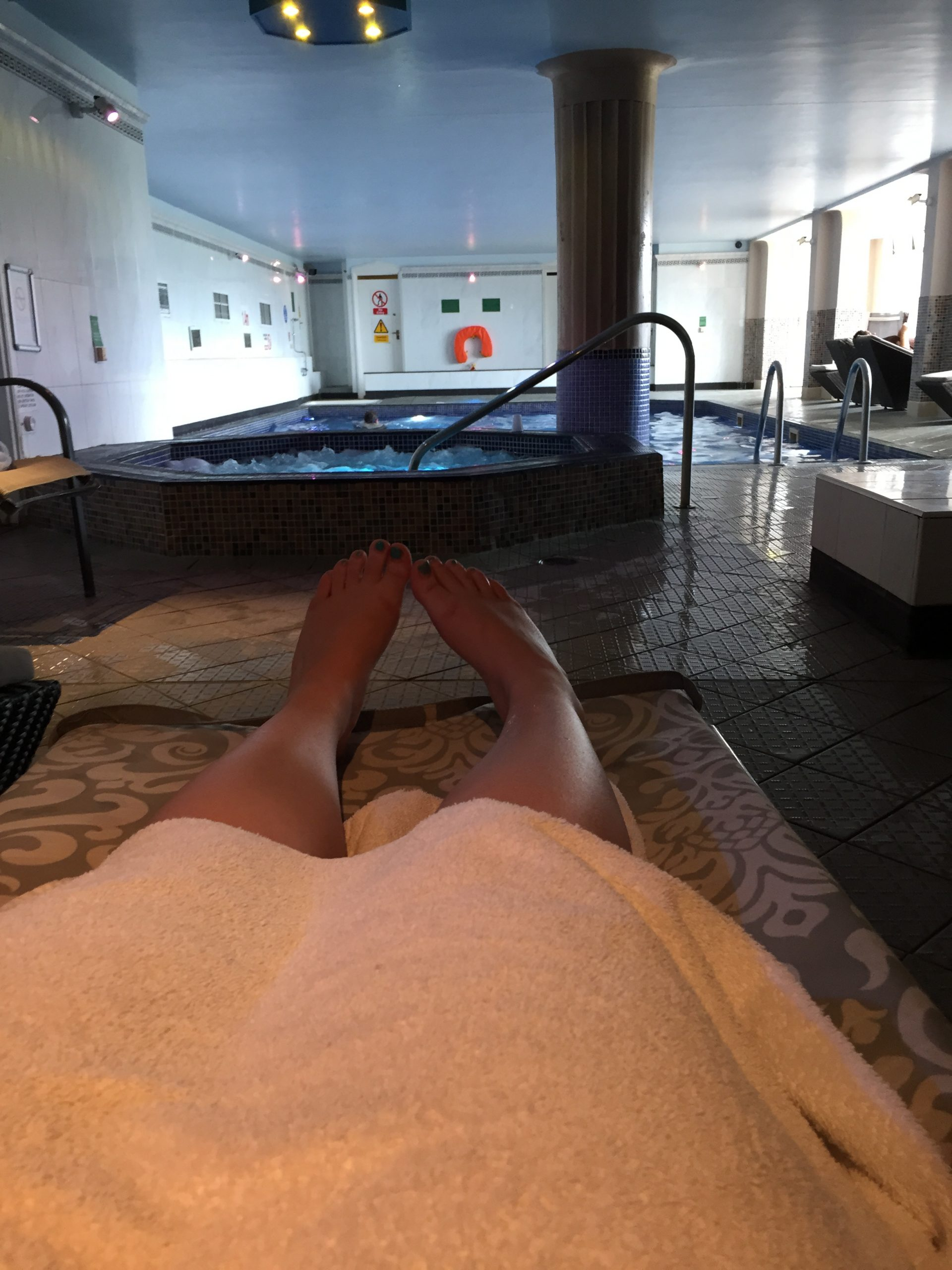 Why a spa day is a good idea