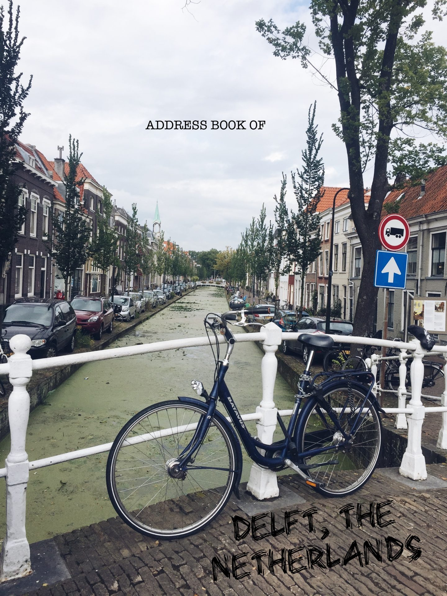 Delft Address Book