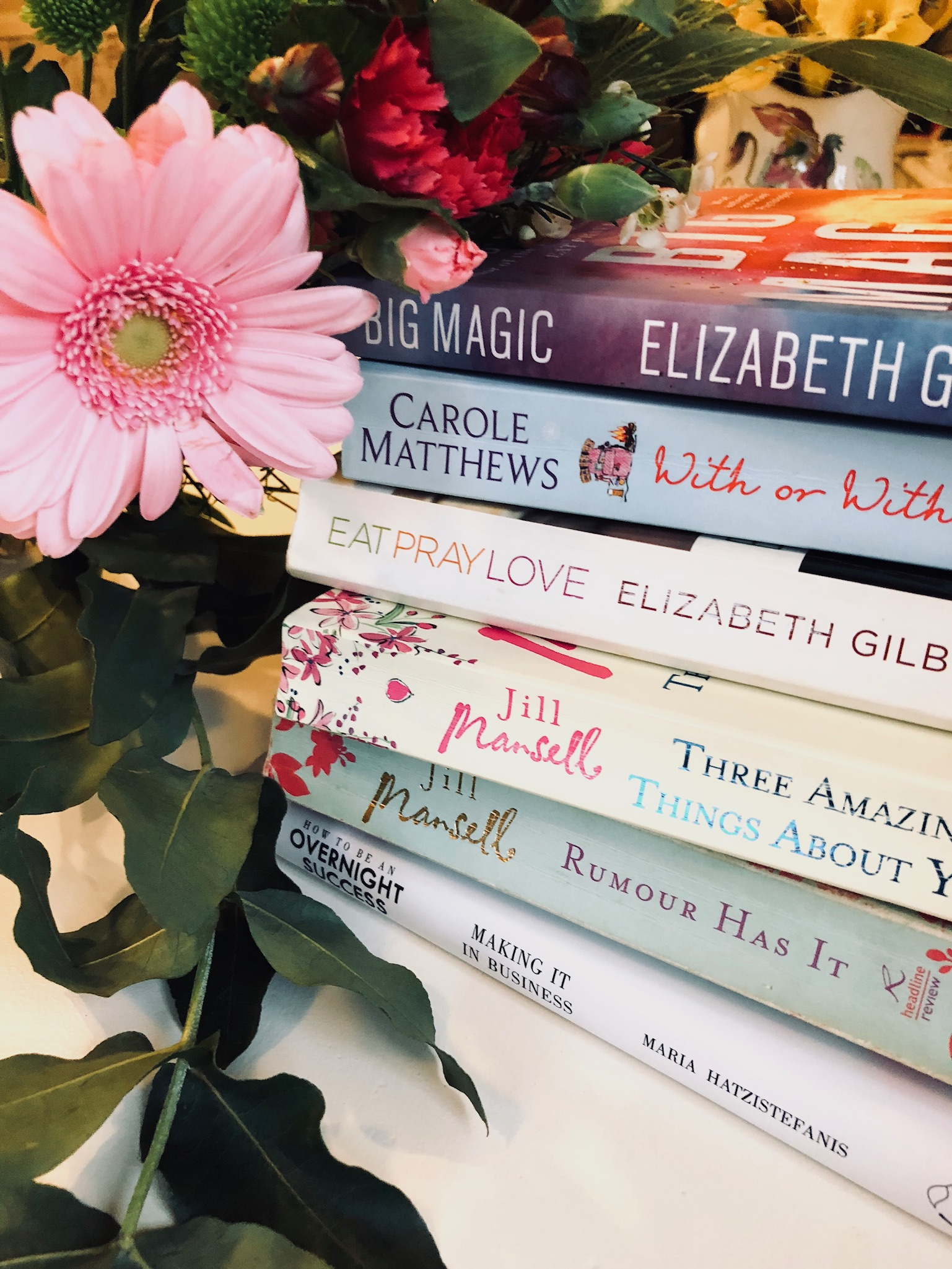 My 6 reclaimed summer holiday reads