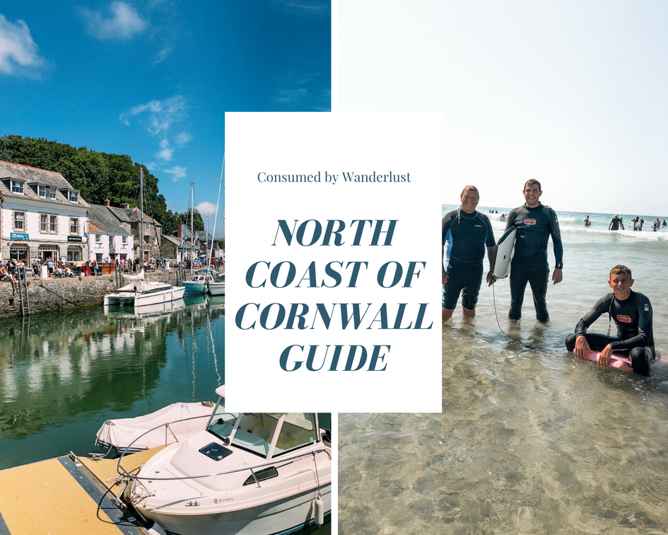 North Coast of Cornwall Guide
